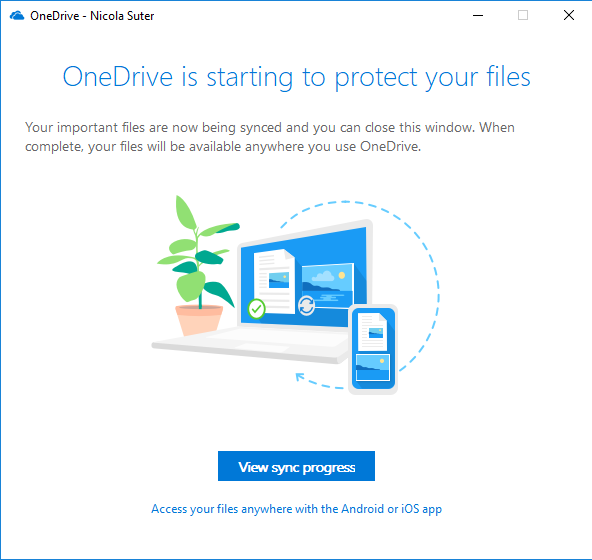 Configure OneDrive Known Folder Move with Microsoft Intune